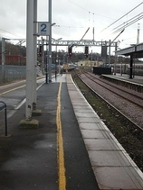 Wikipedia - Luton railway station
