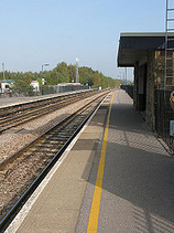 Wikipedia - Lydney railway station