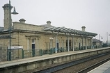 Wikipedia - Mansfield railway station