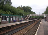 Wikipedia - Marple railway station
