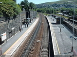 Wikipedia - Marsden railway station