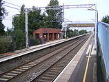 Wikipedia - Marston Green railway station