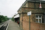 Wikipedia - Melton railway station