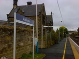 Wikipedia - Acklington railway station