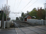 Wikipedia - Barlaston railway station