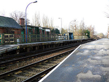 Wikipedia - Metheringham railway station