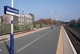 Wikipedia - Morecambe railway station