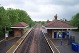 Wikipedia - Mortimer railway station