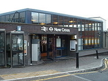 Wikipedia - New Cross railway station