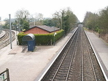 Wikipedia - Barnt Green railway station