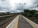 Wikipedia - Barrhead railway station