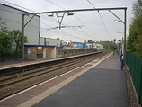 Wikipedia - Newton for Hyde railway station