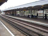 Wikipedia - Norbury railway station