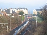 Wikipedia - North Berwick railway station
