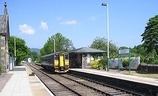 Wikipedia - North Llanrwst railway station