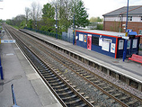 Wikipedia - Northolt Park railway station