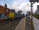 Wikipedia - Nunthorpe railway station