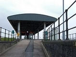 Wikipedia - Barry Docks railway station