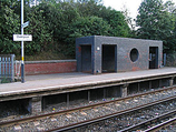 Wikipedia - Overpool railway station