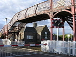 Wikipedia - Barry Links railway station