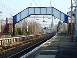 Wikipedia - Paisley St James railway station