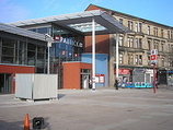 Wikipedia - Partick railway station