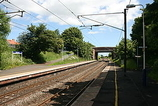 Wikipedia - Pegswood railway station