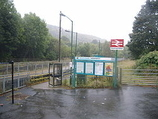 Wikipedia - Penrhiwceiber railway station