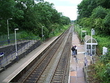 Wikipedia - Pleasington railway station