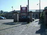 Wikipedia - Batley railway station