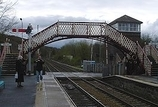 Wikipedia - Prudhoe railway station