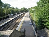 Wikipedia - Bayford railway station