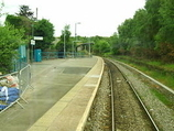 Wikipedia - Quakers Yard railway station