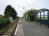 Wikipedia - Quintrell Downs railway station