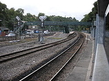 Wikipedia - Radyr railway station