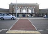 Wikipedia - Ramsgate railway station