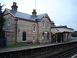 Wikipedia - Bearsted railway station