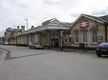 Wikipedia - Retford railway station
