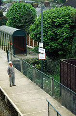 Wikipedia - Rhiwbina railway station