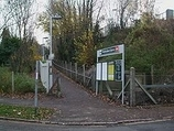 Wikipedia - Riddlesdown railway station