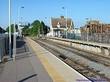 Wikipedia - Ridgmont railway station