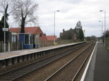 Wikipedia - Rolleston railway station