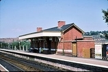 Wikipedia - Romiley railway station