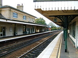 Wikipedia - Romsey railway station