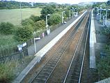 Wikipedia - Rosyth railway station