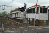 Wikipedia - Roydon railway station