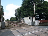 Wikipedia - Rufford railway station