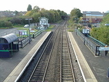 Wikipedia - Rugeley Town railway station