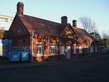 Wikipedia - Beckenham Hill railway station