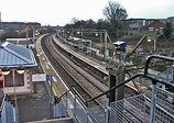 Wikipedia - Rye House railway station